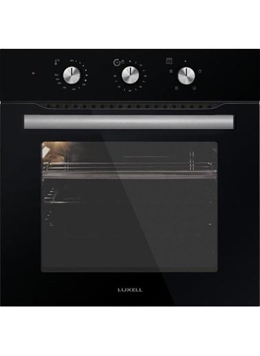 Luxell B66S2 Ankastre Fırın Renkli